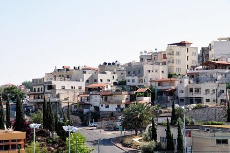 Estructuras en Nazaret