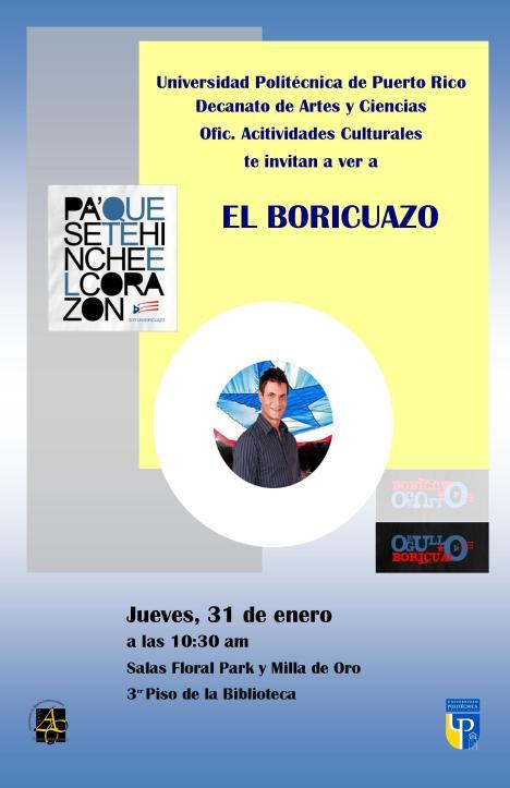 Boricuazo UPPR 2013