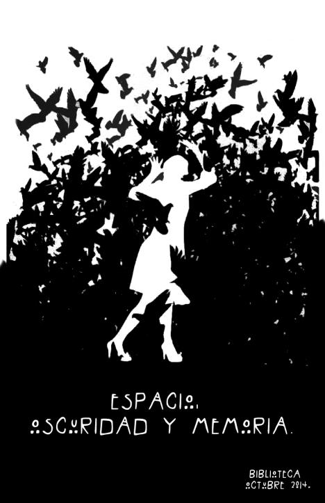 Cartel - Espacio, oscuridad y memoria