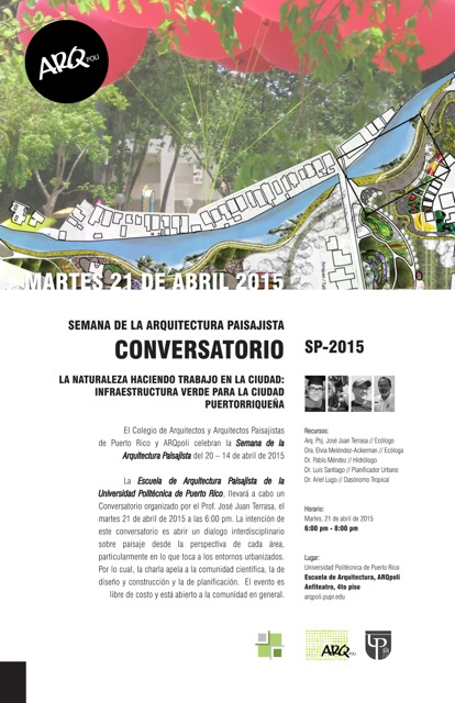 Landscape Architecture Week 2015_R02A