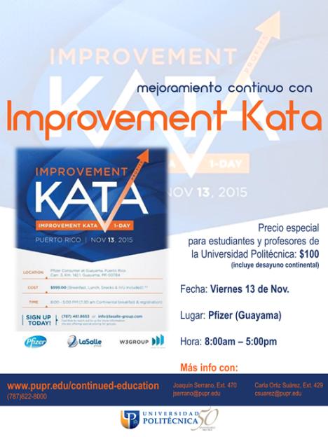 Improvement KATA