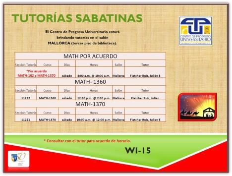 tutorias 2015