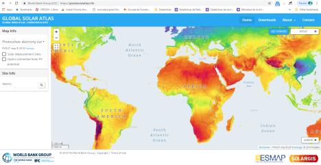 Global Solar Atlas